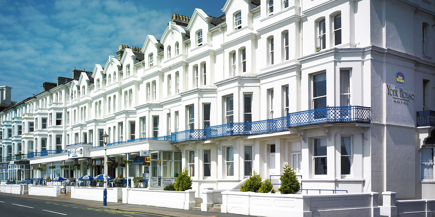 BEST WESTERN York House Hotel -- Eastbourne, United Kingdom
