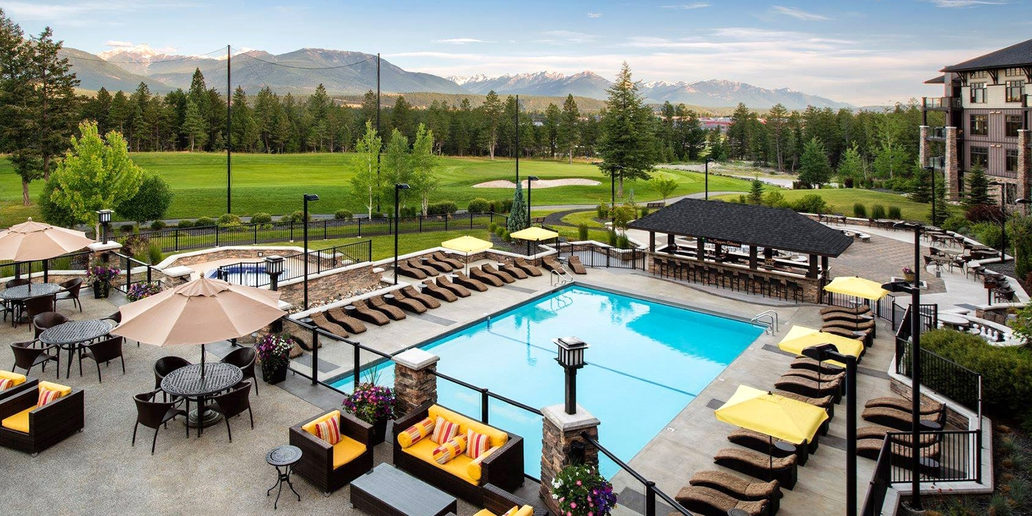£65 – Kootenays: 4-Star Mountain Resort w/Wine, 35% Off -- Invermere, Canada