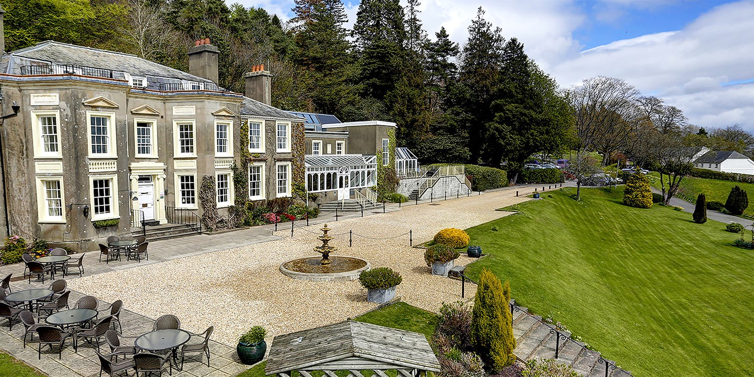 New House Country Hotel -- Cardiff, Wales