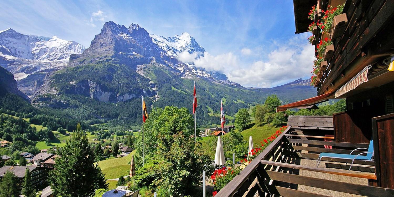 Kirchbühl Apartments -- Grindelwald, Schweiz