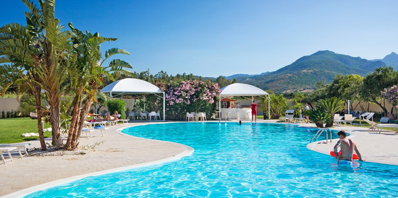 Hotel San Teodoro -- Badualga, Italien
