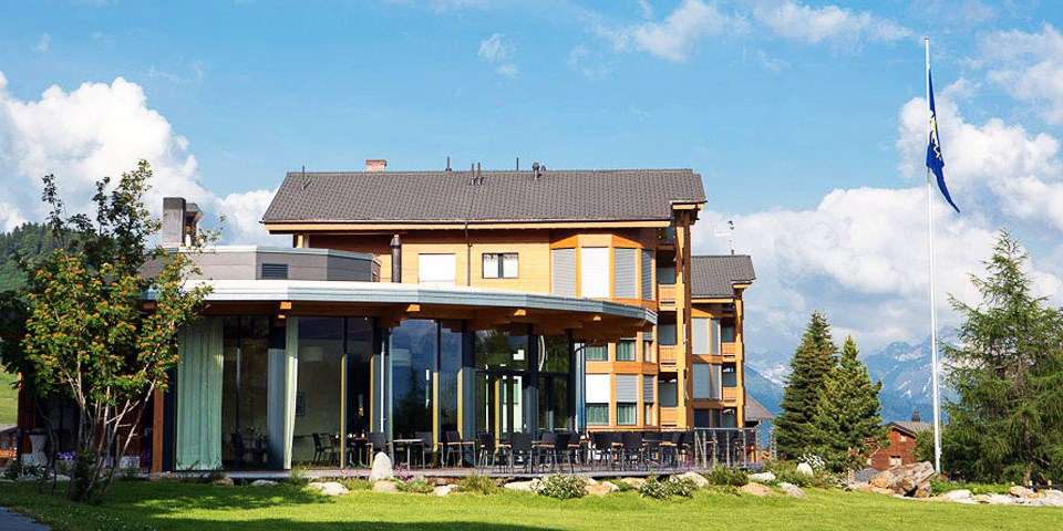 Hotel Royal -- Riederalp, Schweiz