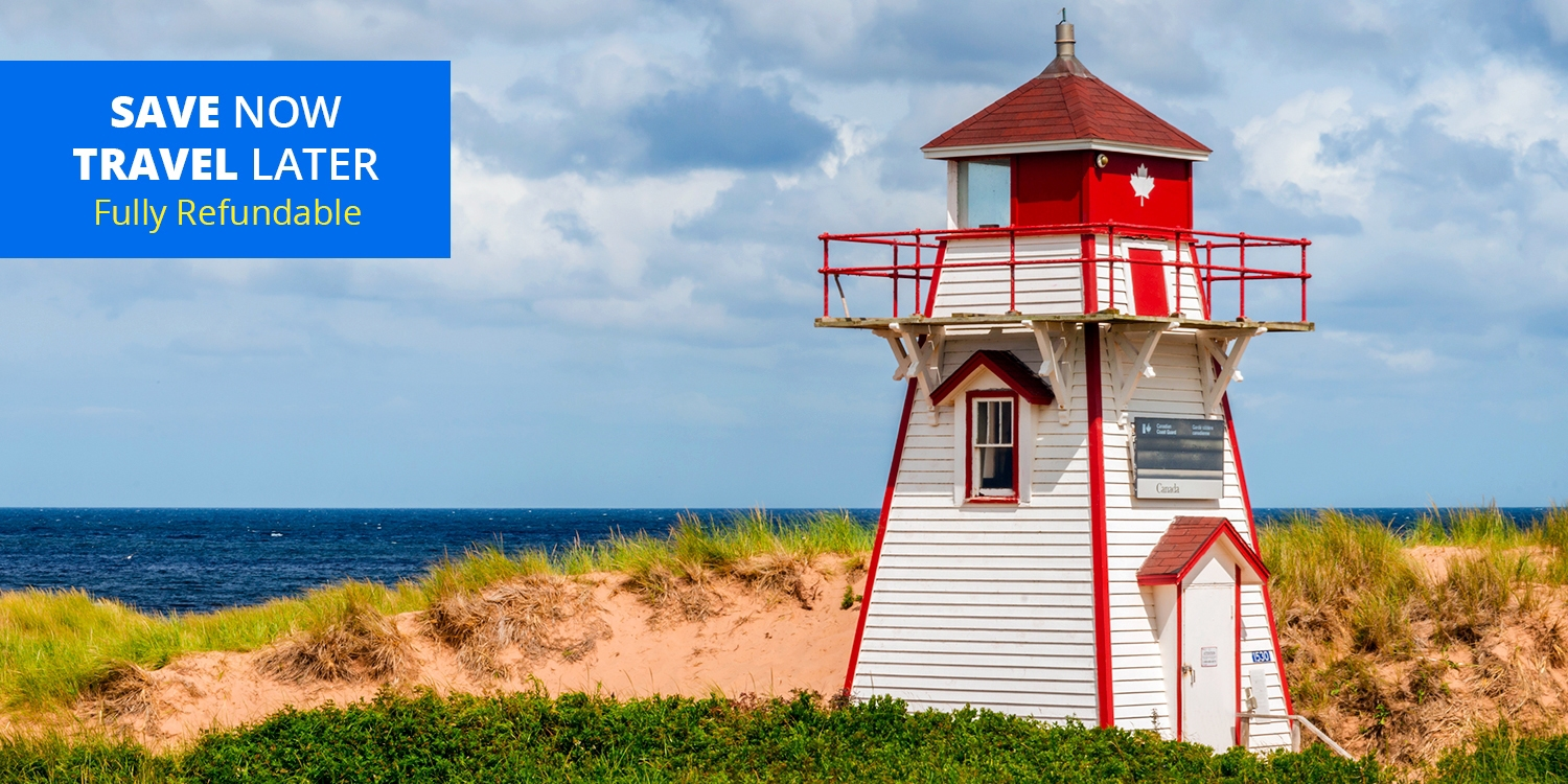 £65 & up – Eastern PEI Resort Stays this Summer, over 45% Off -- Prince Edward Island, Canada