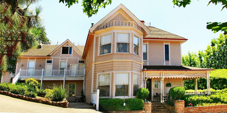 Power's Mansion -- Auburn, CA