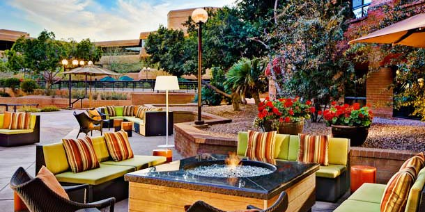 Scottsdale Marriott Suites Old Town -- Scottsdale, AZ