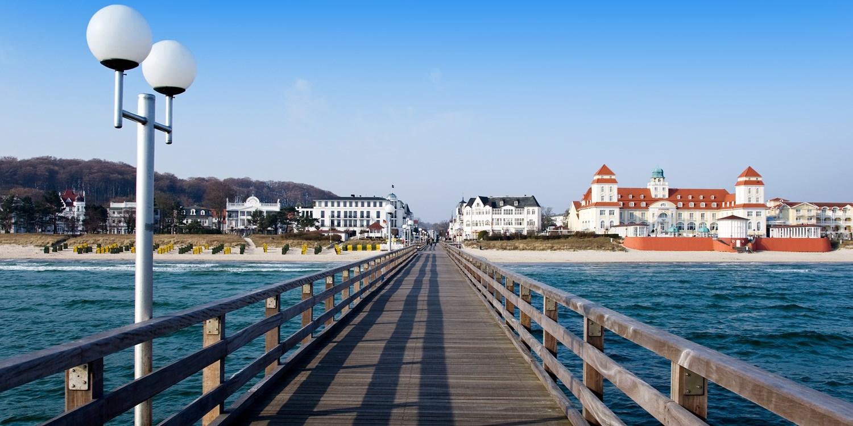 ab 99€ – Binz: Bäderstil-Villa mit HP & Wellness, -51% -- Ostseebad Binz