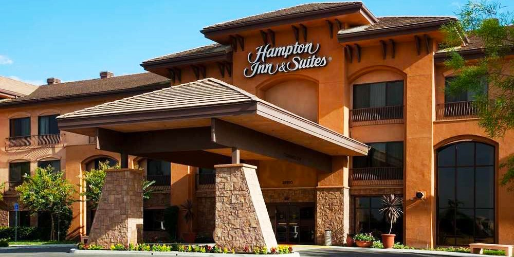 Hampton Inn & Suites Temecula -- Temecula, CA