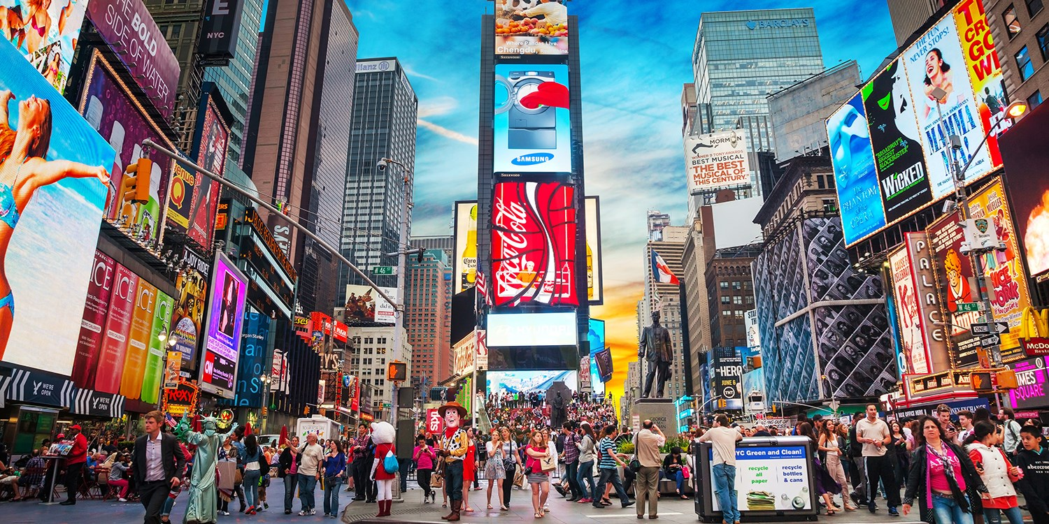Residence Inn by Marriott - Times Square -- Midtown-Times Square, New York