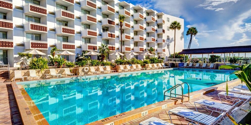 Best Western Aku Tiki Inn -- Daytona Beach, FL