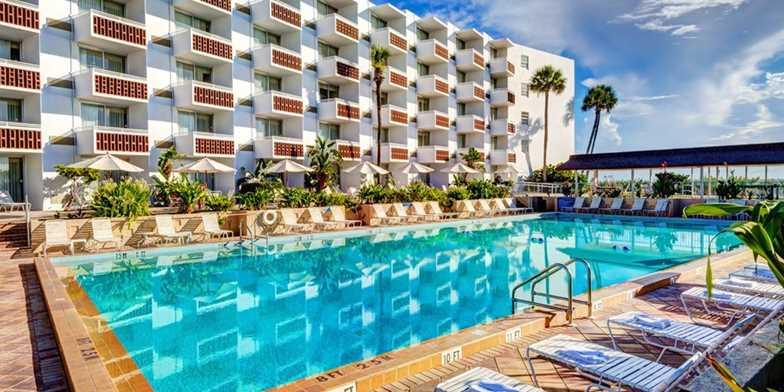 Best Western Aku Tiki Inn Daytona Beach Fl