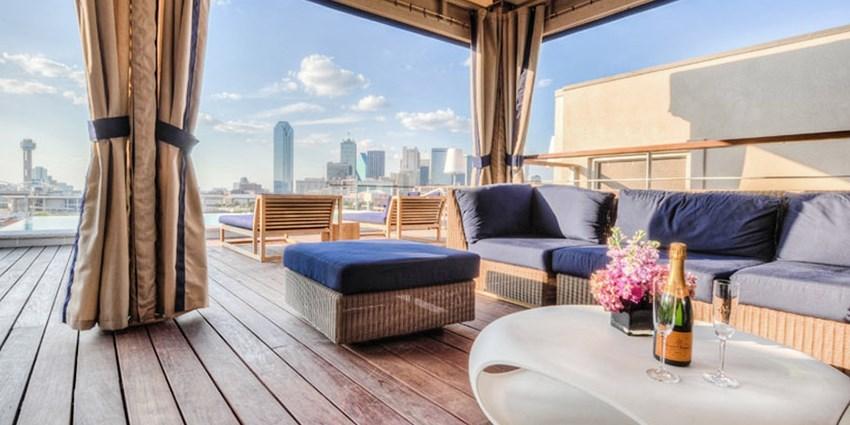 $155-$234 – Hip Dallas 4-Star Hotel w/Parking -- Dallas, TX