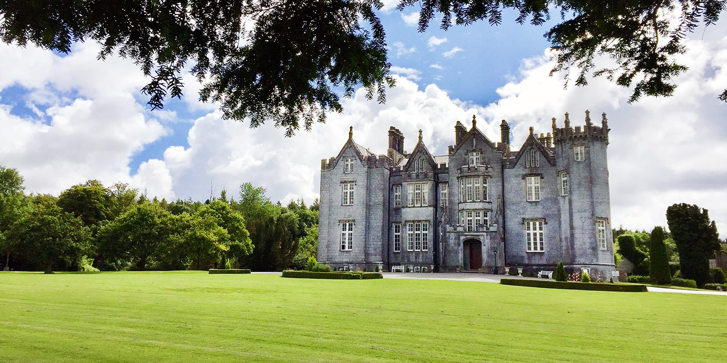 Kinnitty Castle Hotel -- Offaly, Ireland