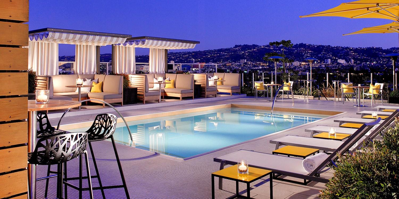 Kimpton Hotel Wilshire -- Los Angeles, CA