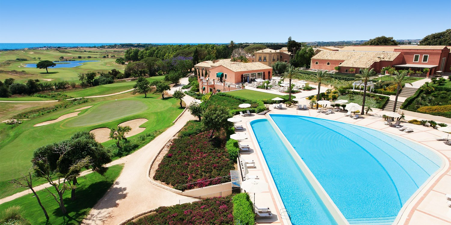 Donnafugata Golf Resort & Spa -- Ragusa, Italy