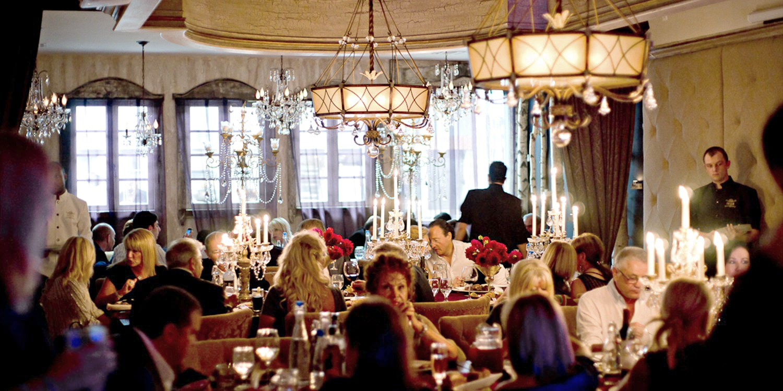 $55 -- West Village: Luxe Russian Dinner w/Caviar & Vodka
