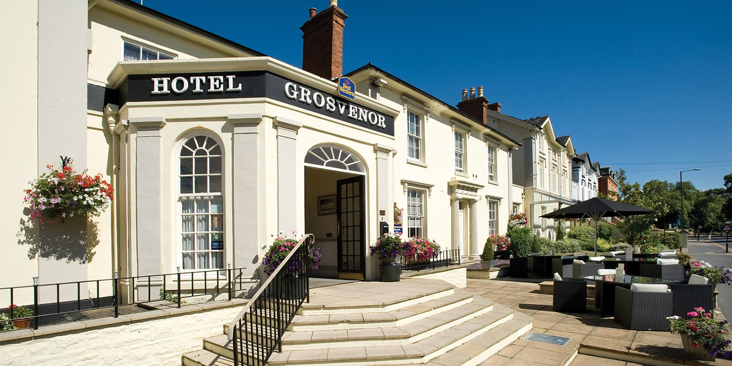 BEST WESTERN Grosvenor Hotel -- Stratford upon Avon