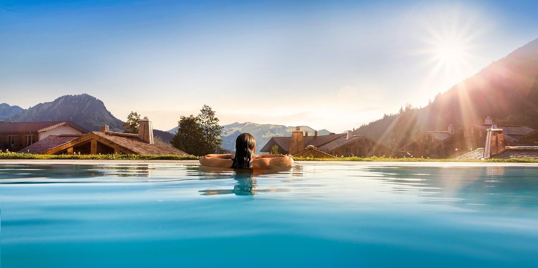 239€ – Allgäu: Wellnesshotel mit HP & Panorama-Pool, -37% -- Hindelang