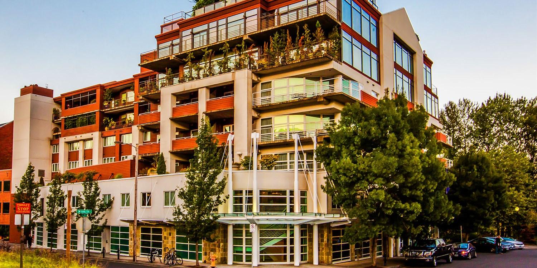River's Edge Hotel & Spa -- Portland, OR