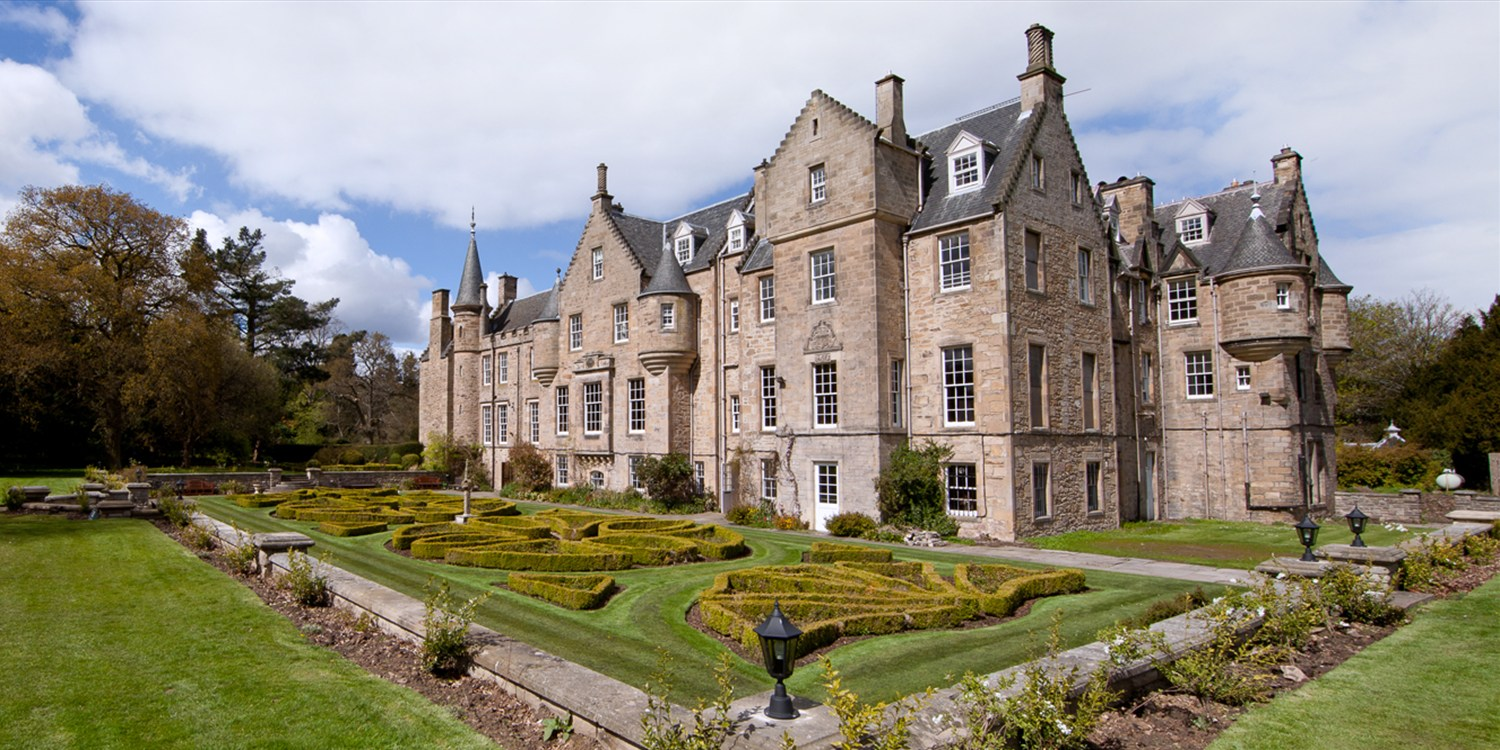Carberry Tower Mansion House and Estate -- Musselburgh, United Kingdom