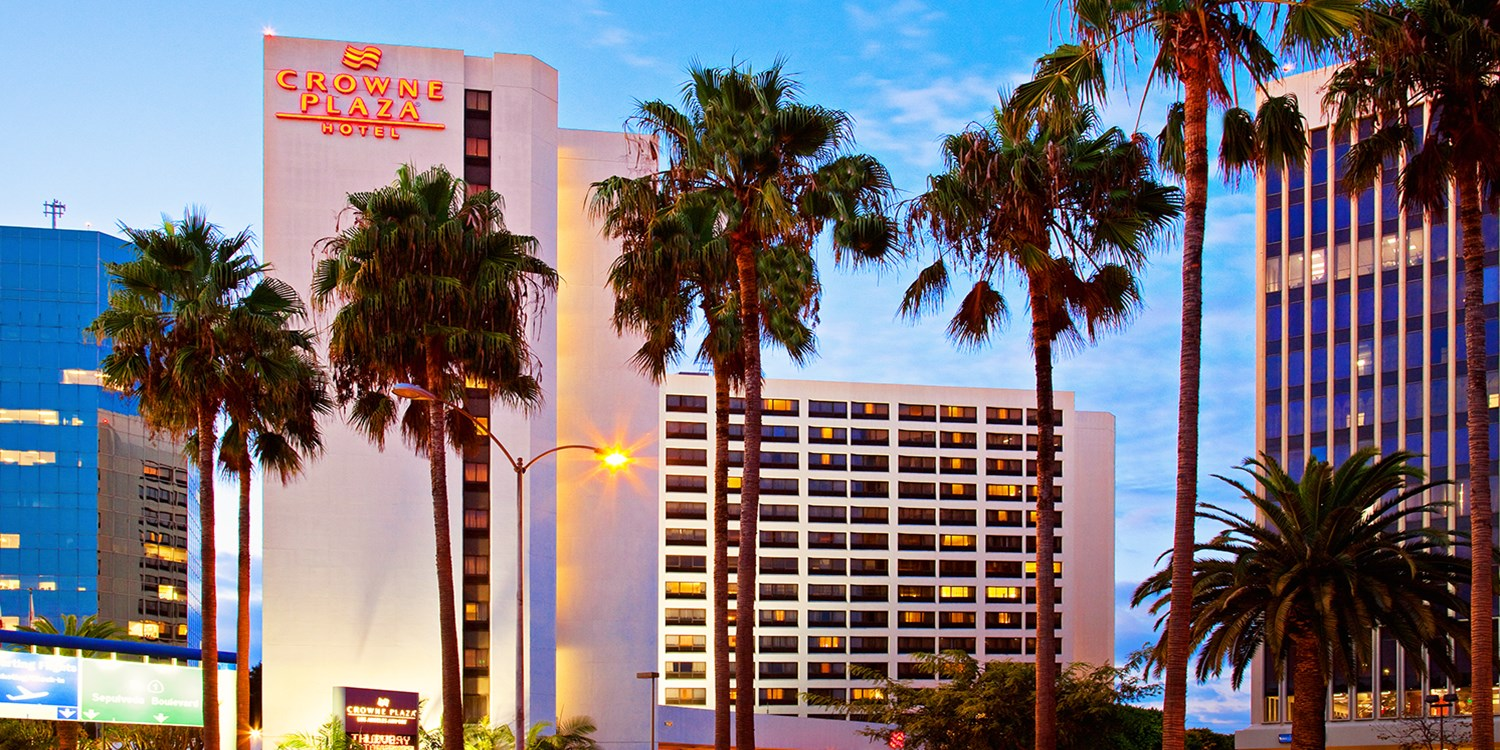 Crowne Plaza Los Angeles - International Airport -- Los Angeles, CA - Los Angeles Intl (LAX)