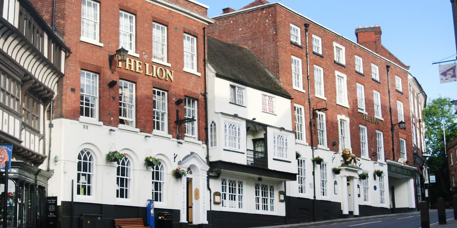 The Lion Hotel Shrewsbury -- Shrewsbury, United Kingdom
