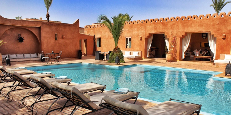 Villa 55 Marrakech -- Marrakesh, Morocco