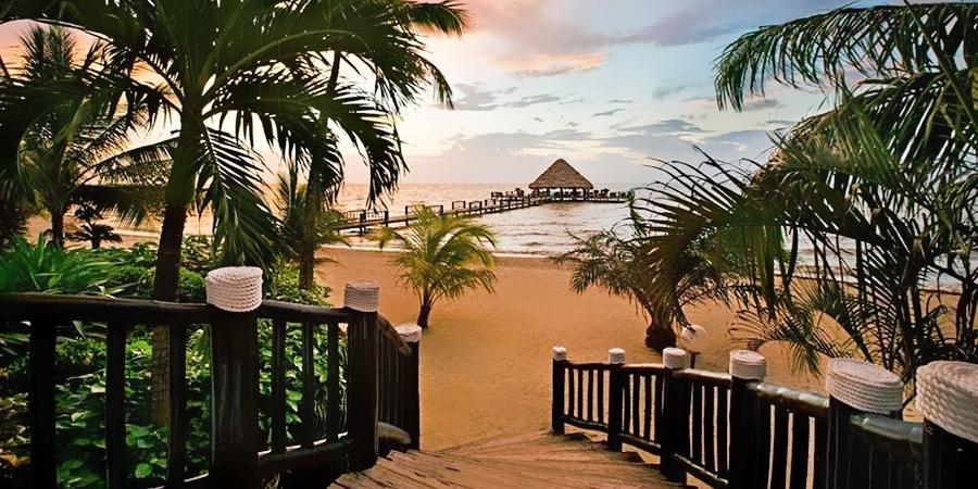 $75 – Belize Beachfront Resort, Save 45% -- Placencia, Belize - Placencia (PLJ)