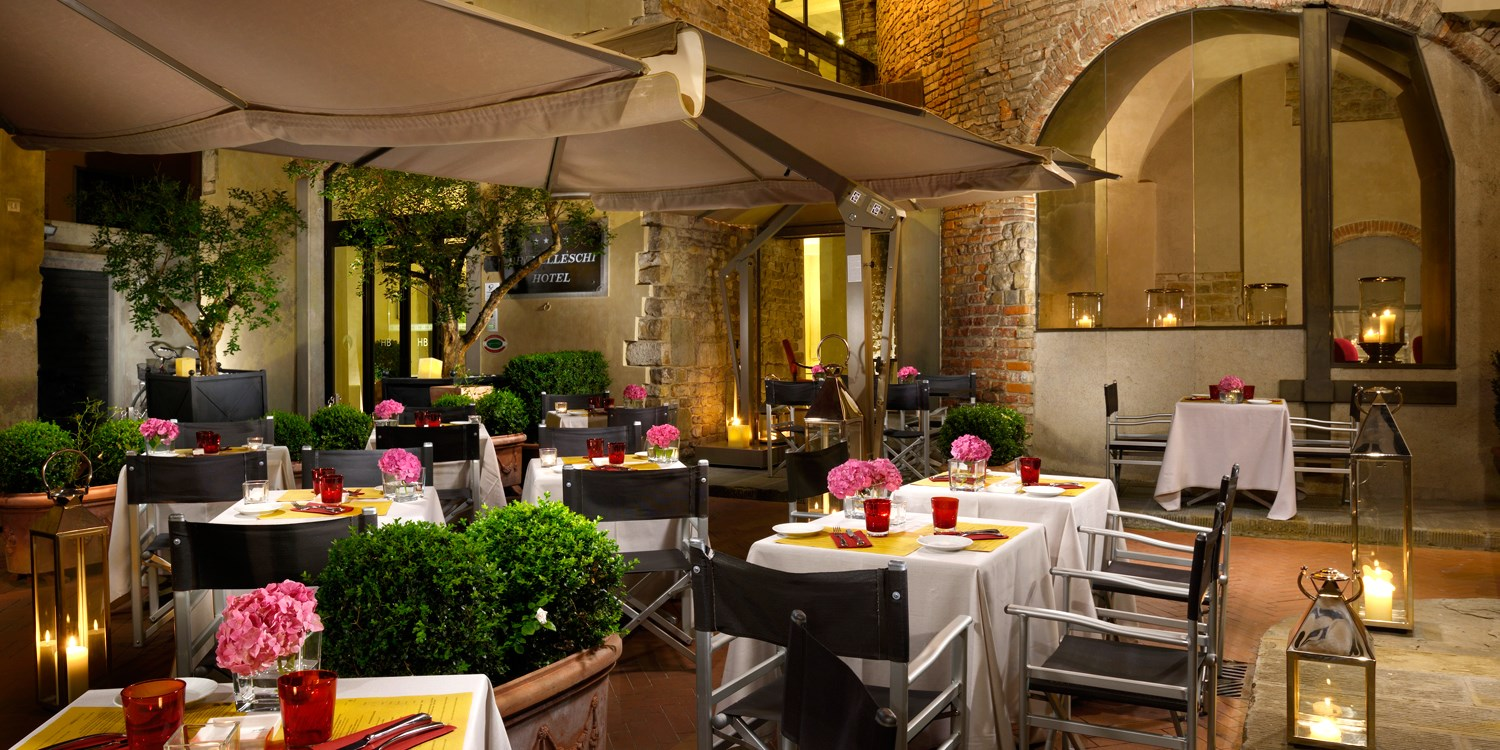 Hotel Brunelleschi -- Florence, Italy
