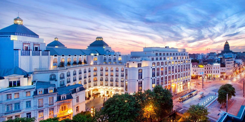 ab 159€ – Steigenberger auf der Prachtmeile Brüssels, -31% -- Brüssel, Belgien