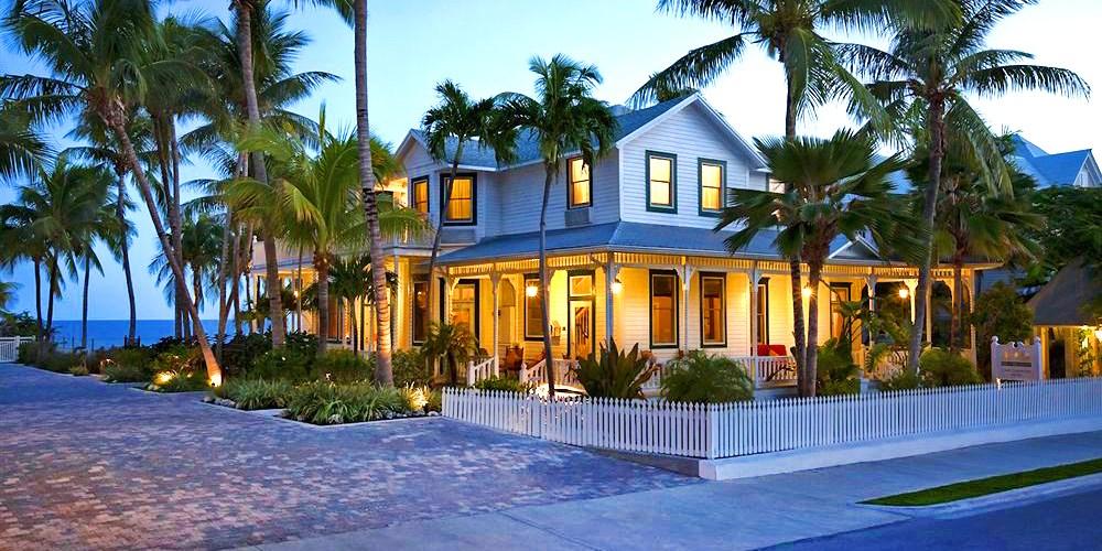 La Mer Hotel & Dewey House -- Key West, FL