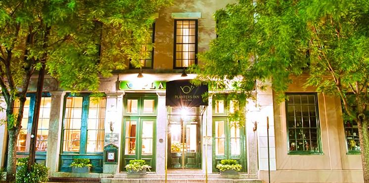 Planters Inn -- Charleston, SC