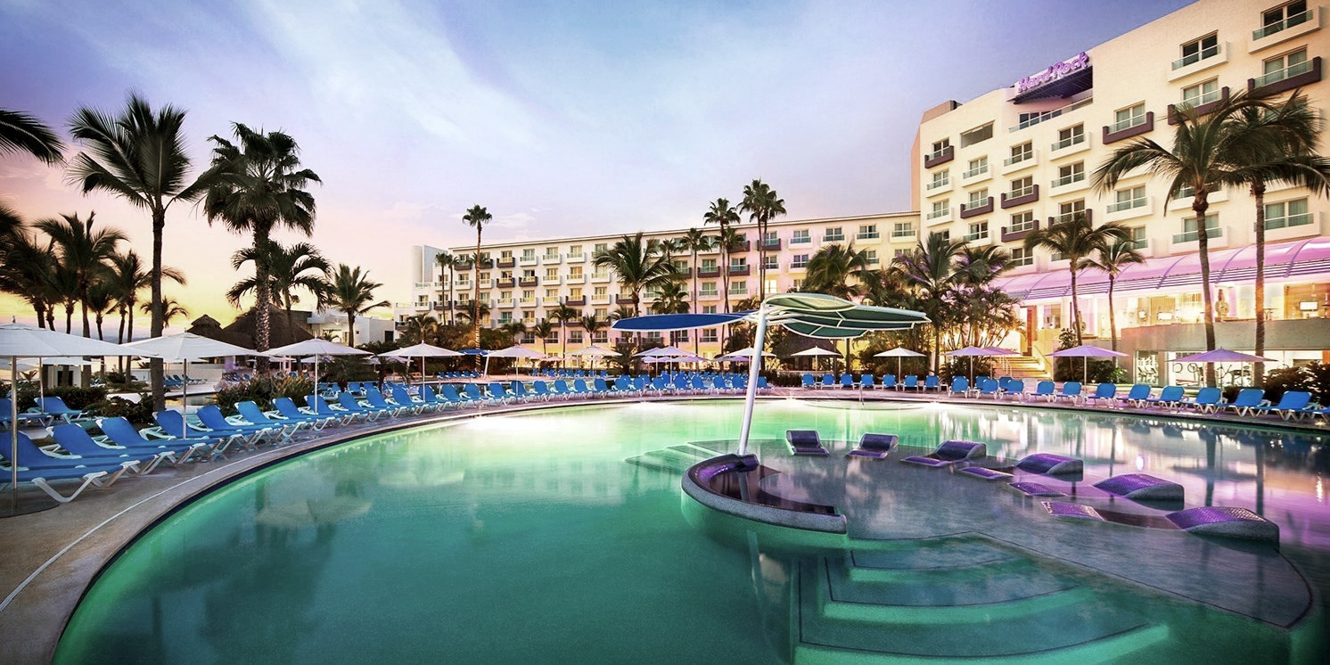 Hard Rock Hotel Vallarta - All Inclusive -- Las Jarretaderas, Mexico