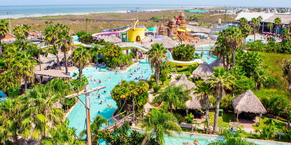 Schlitterbahn Beach Resort  -- South Padre Island, TX