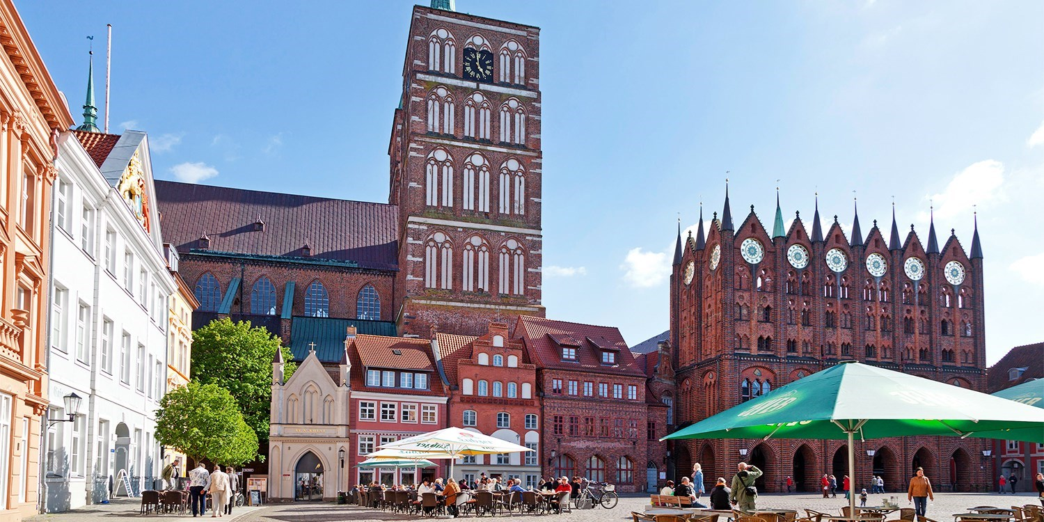 $81 & up – 4-star hotel stay on Germany's Baltic Sea, 42% off -- Stralsund, Germany
