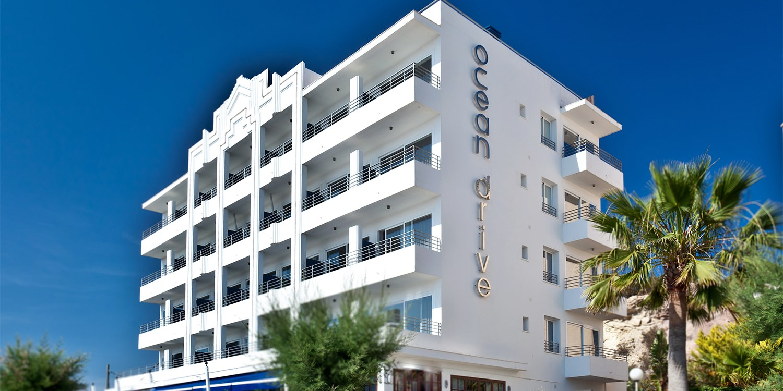 OD Ocean Drive -- Ibiza, Spain