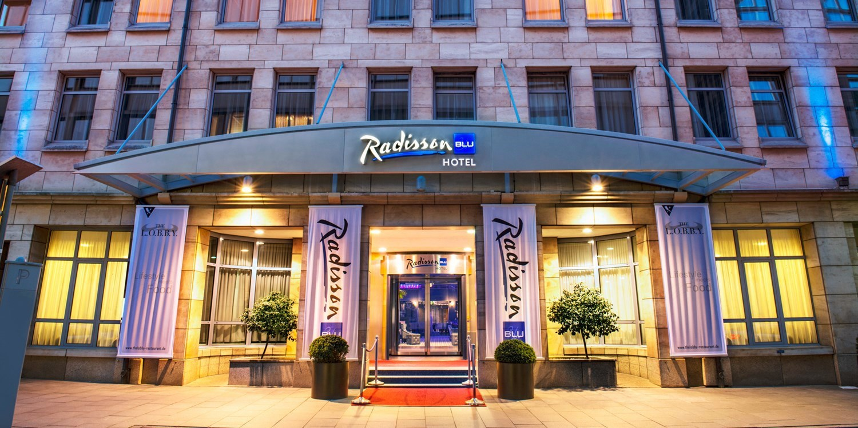 Radisson Blu Hotel, Bremen -- Bremen