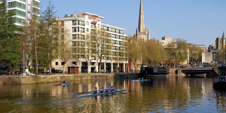 Mercure Bristol Brigstow Hotel -- Bristol, United Kingdom