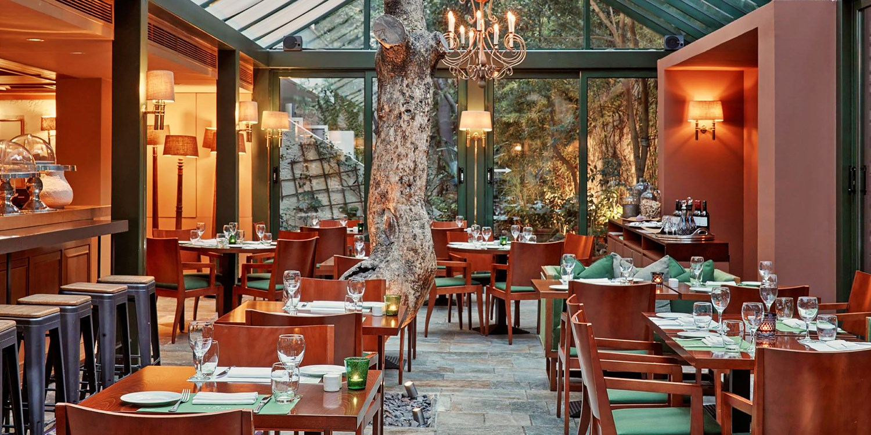 Restaurants Near Herodion Hotel In Athens