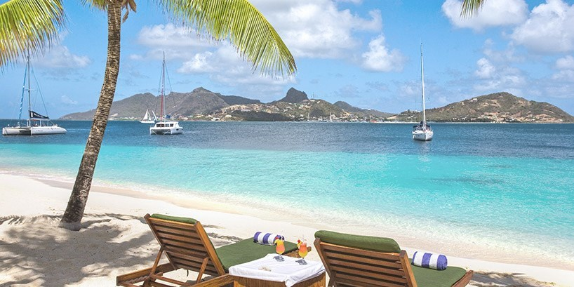 Palm Island Saint Vincent & The Grenadines Resort - All Inclusive -- Palm Island, St. Vincent and the Grenadines
