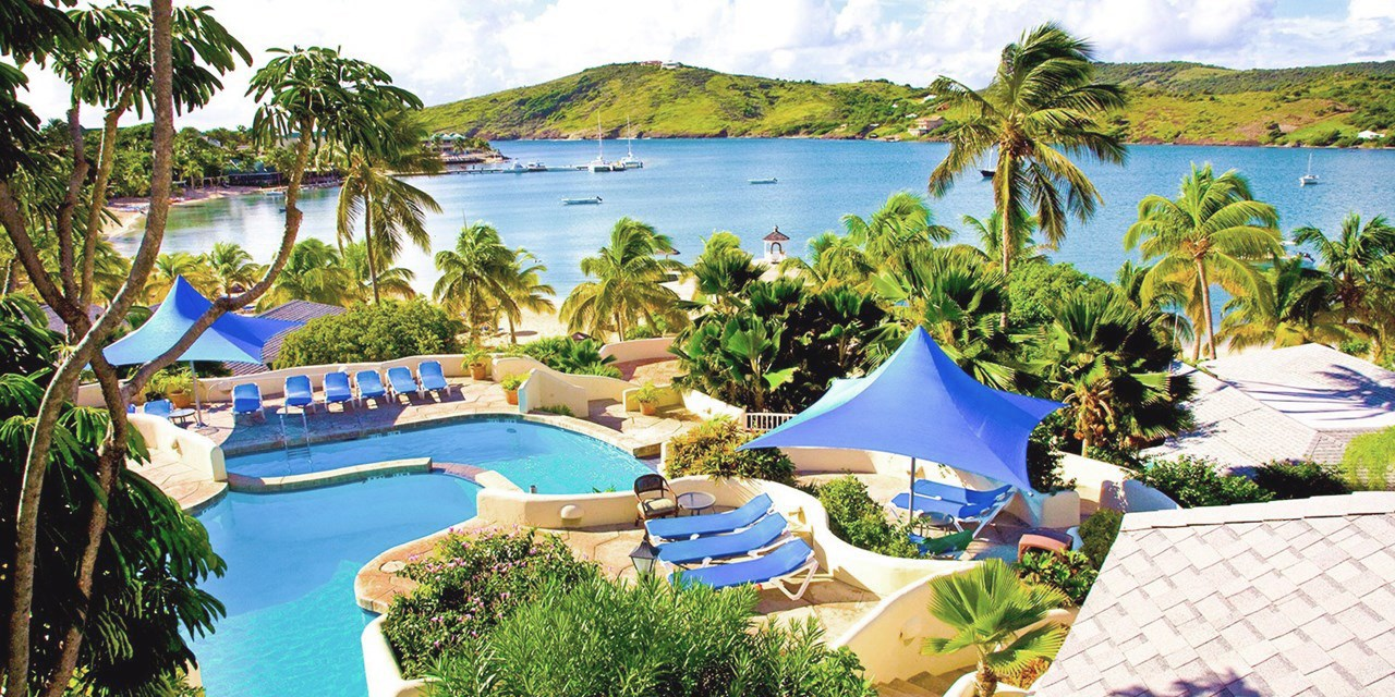 St. James's Club, Antigua - All Inclusive -- 安提瓜和巴布达