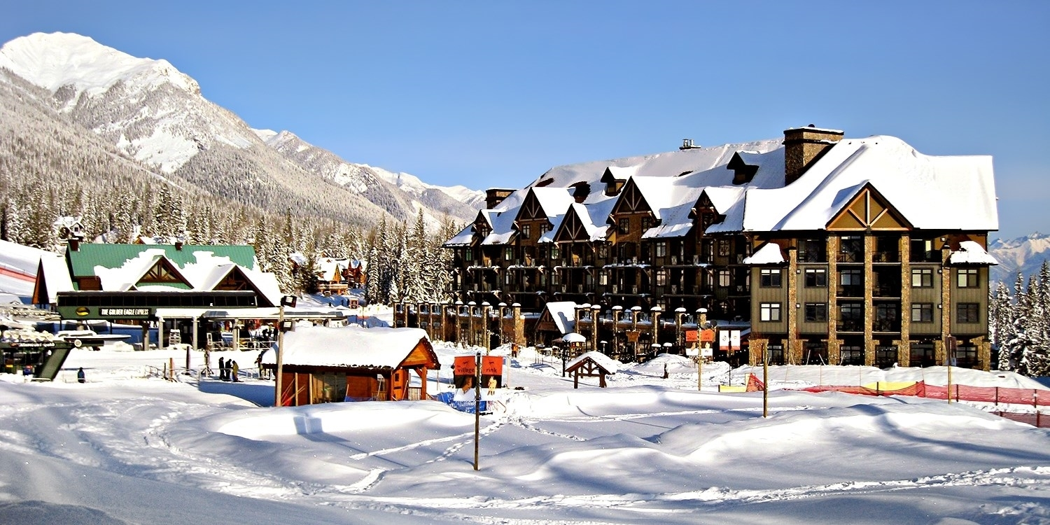 $99 – Ski-Season Stays in Golden, Reg. $191 -- Golden, Canada