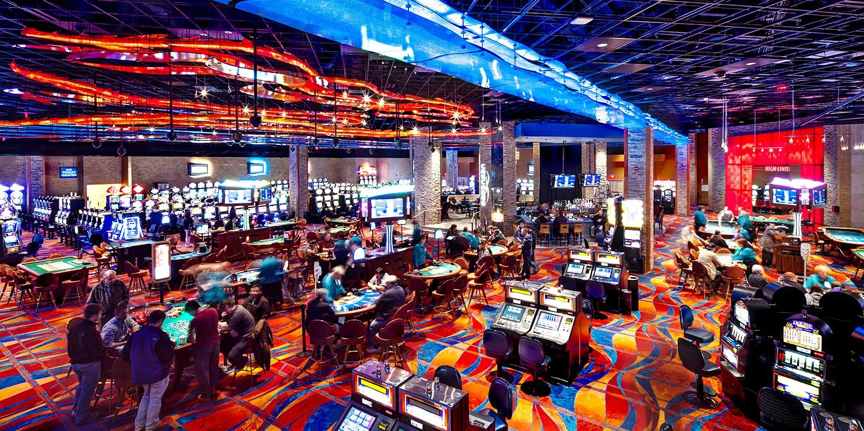 Akwesasne Mohawk Casino Resort -- Massena, NY