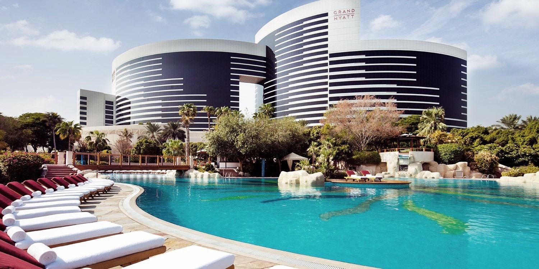 Grand Hyatt Dubai -- Dubai, Emiratos Árabes Unidos