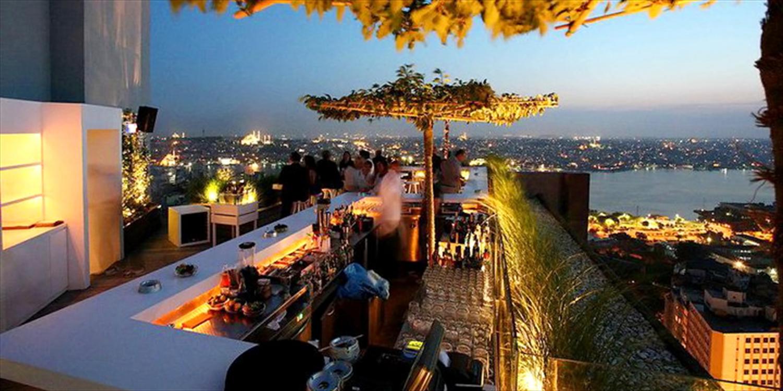 The Marmara Pera -- Istanbul, Turkey