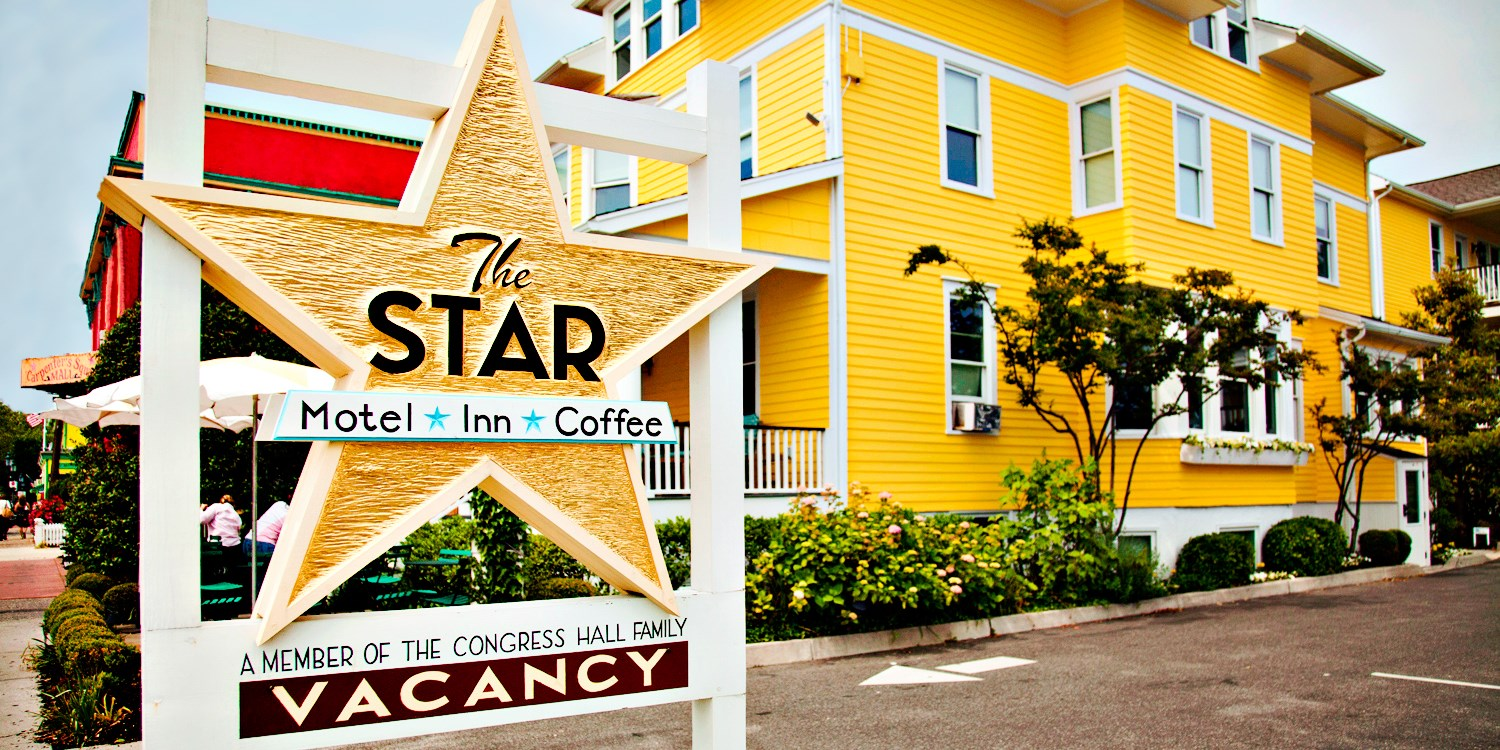 Star Inn -- Cape May, NJ