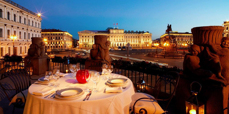 Rocco Forte Astoria Hotel -- St. Petersburg, Russia
