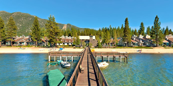 Aston Lakeland Village Beach & Mountain Resort -- South Lake Tahoe, CA