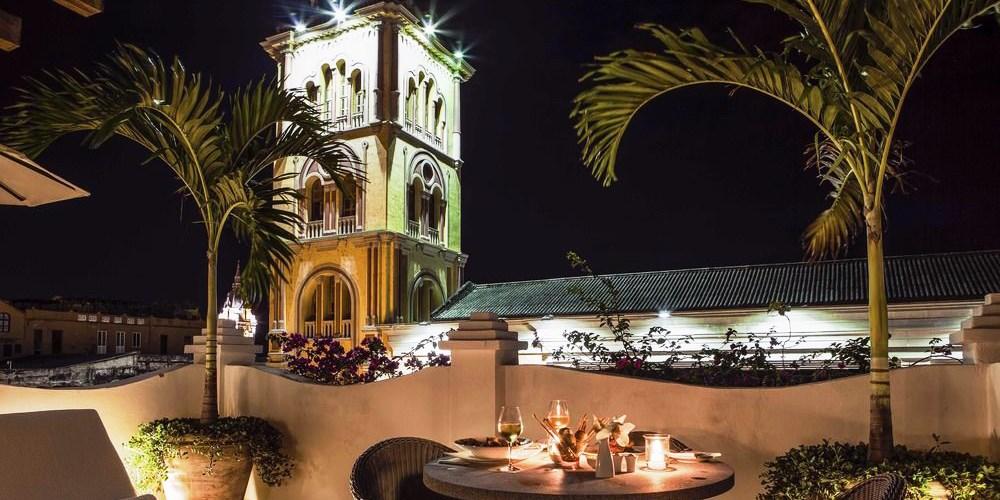 Casa San Agustin -- Cartagena, Colombia