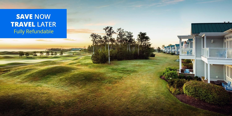 £199 – Luxe Nova Scotia Getaway w/$100 Resort Credit,over 30% Off -- Nova Scotia, Canada
