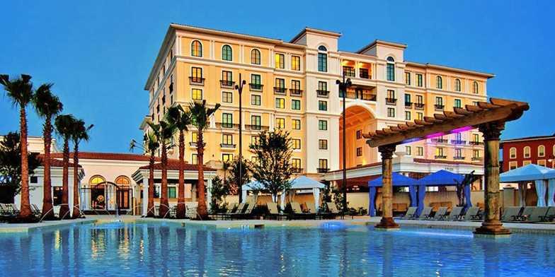 Eilan Hotel And Spa San Antonio Tx